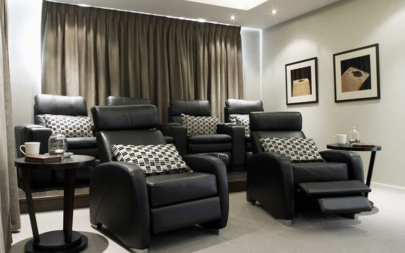 Home Theatre Curtains I That wont bust the bank I Cinema