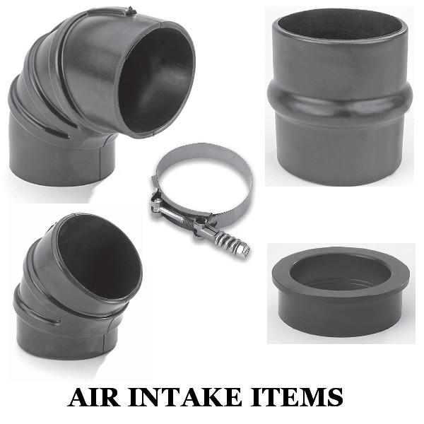 Exhaust Air Intake Tubes