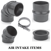 Exhaust Air Intake Tubes