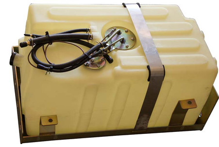 Gas Tank 15 Gallon by PETROWORKS  Petroworks OffRoad Products