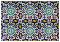 Moroccan Mosaic Floor Tile from Badia Design Inc.