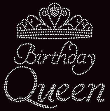Cute Animal Soccer Wallpaper Pictures Birthday Queen Crown Rhinestone Transfer Iron On Texas