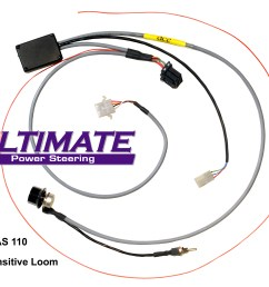 epas110 pro street speed sensitive wiring loom ultimate  [ 4288 x 2848 Pixel ]