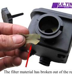 mercedes ml 320 power steering pump reservoir damaged  [ 2272 x 1704 Pixel ]