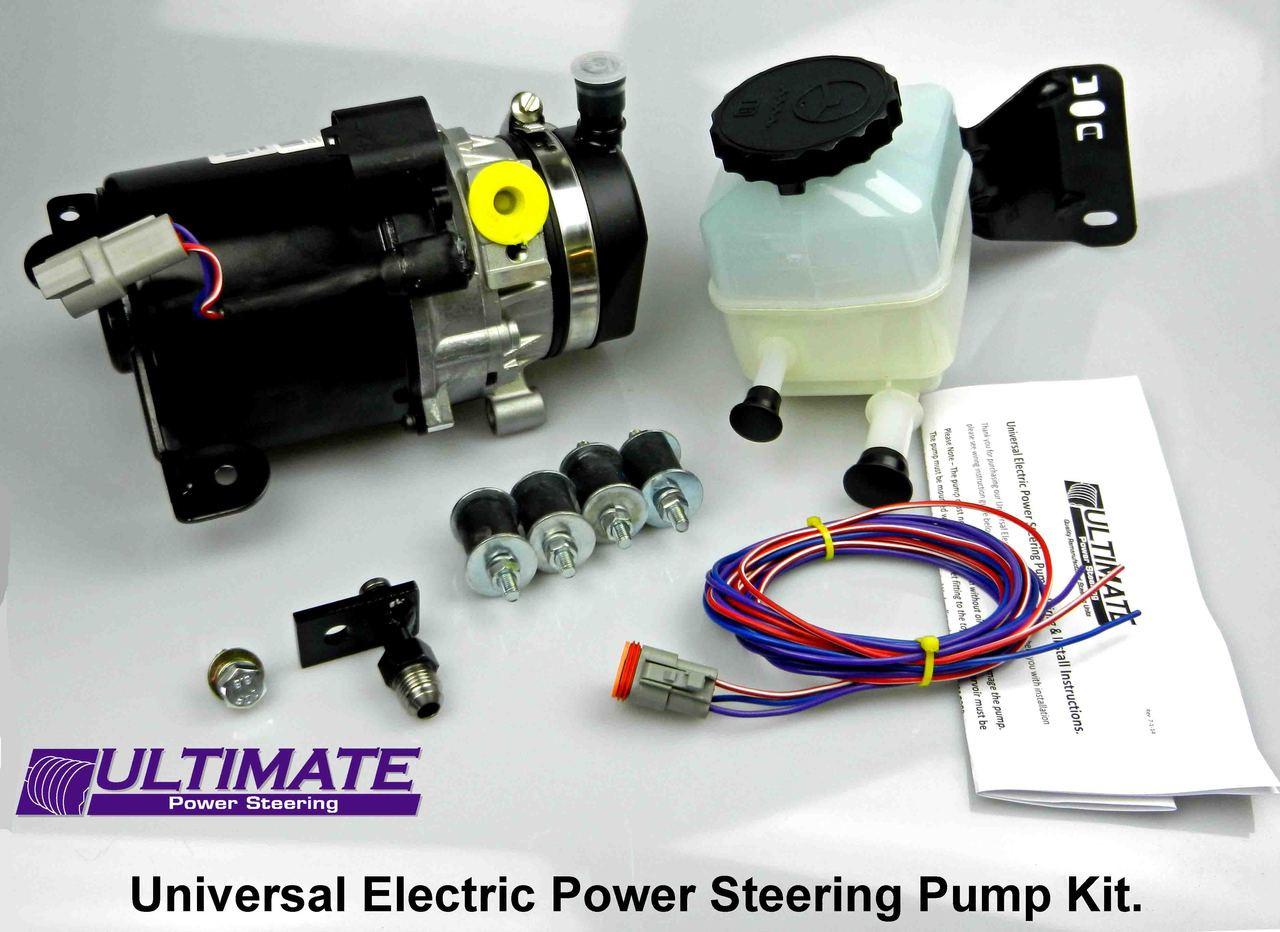 medium resolution of new electric power steering pump kit