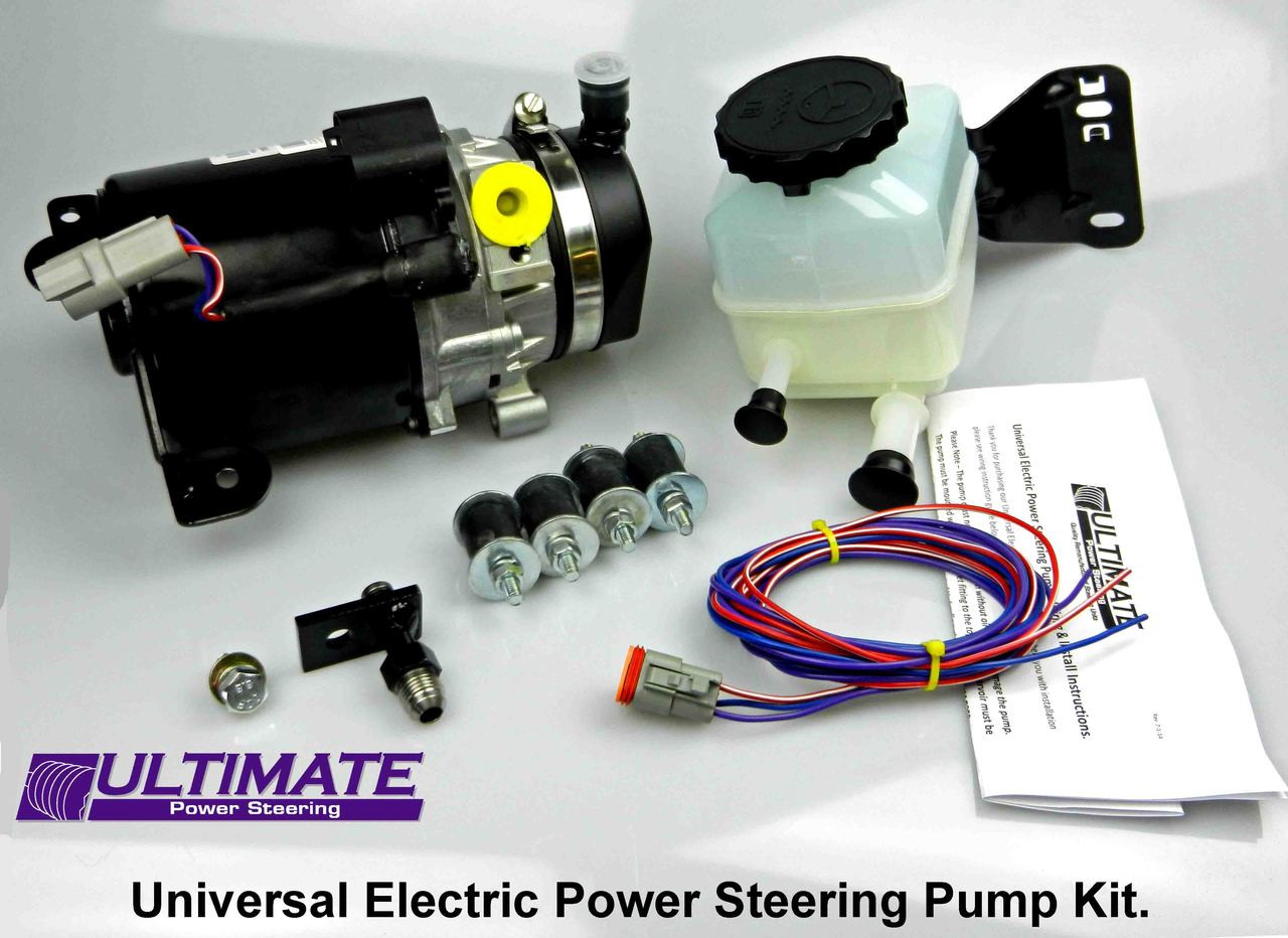 small resolution of new electric power steering pump kit