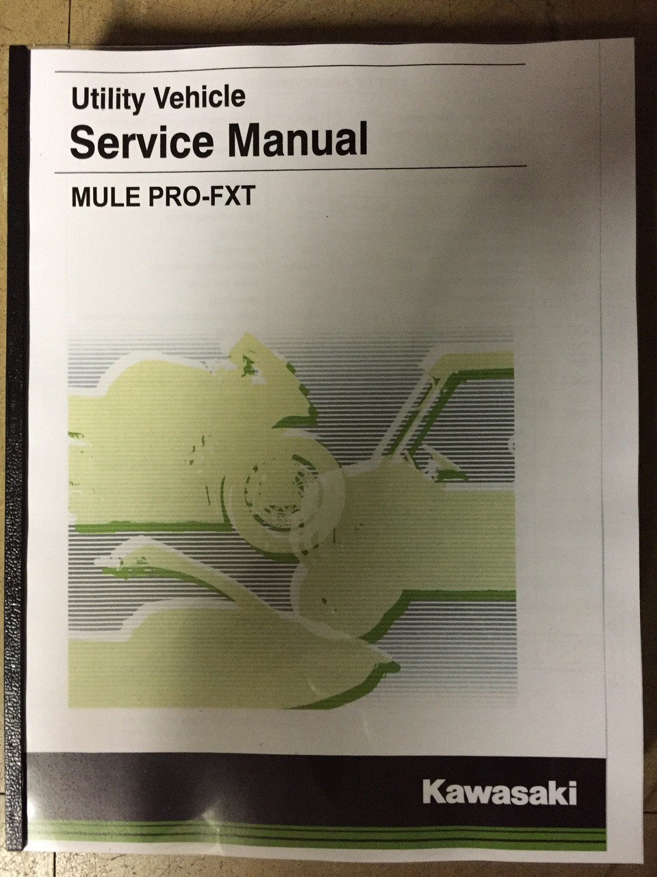 medium resolution of service shop repair manual