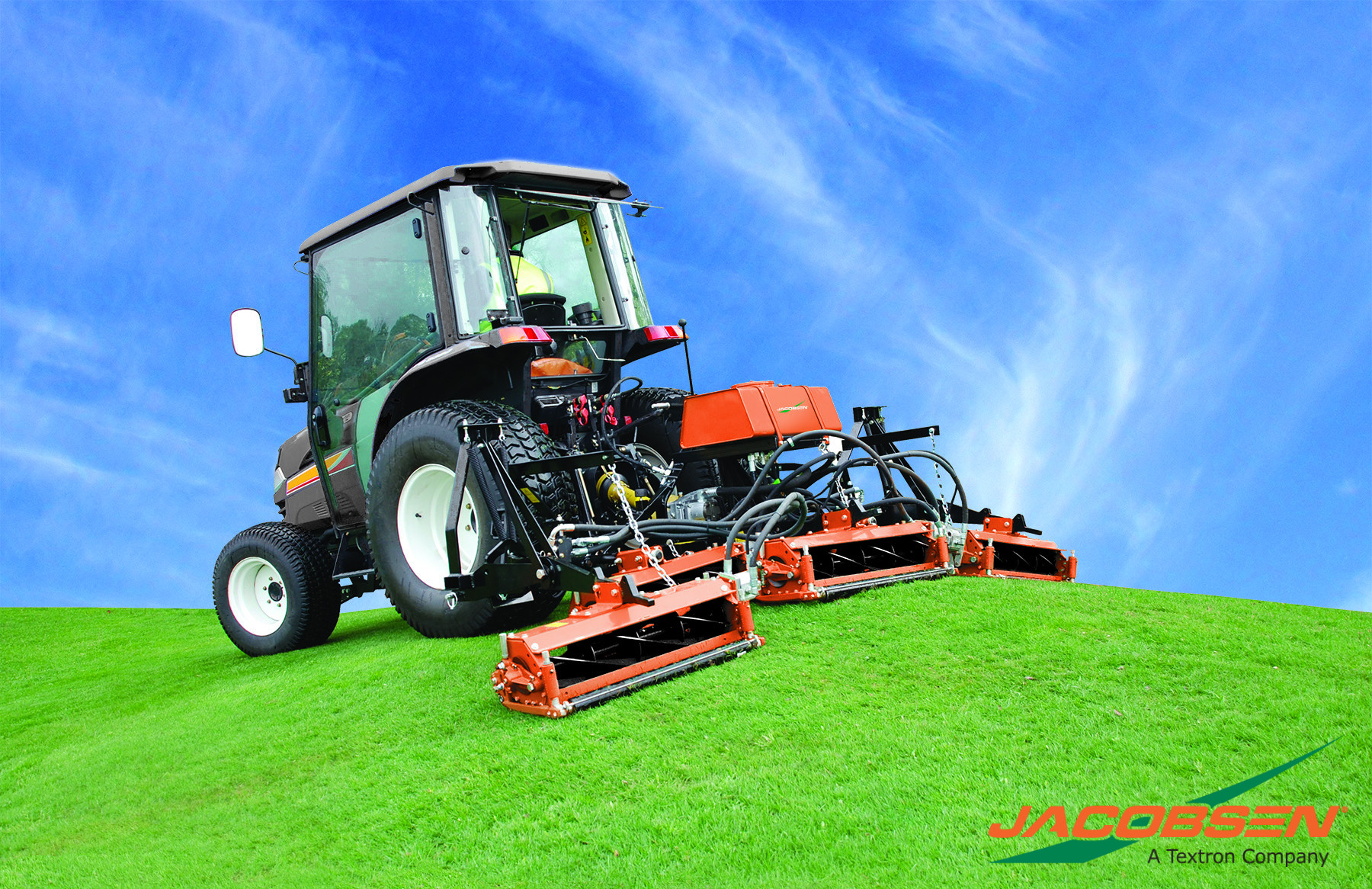 Jacobsen Mower Parts Aftermarket - Year of Clean Water