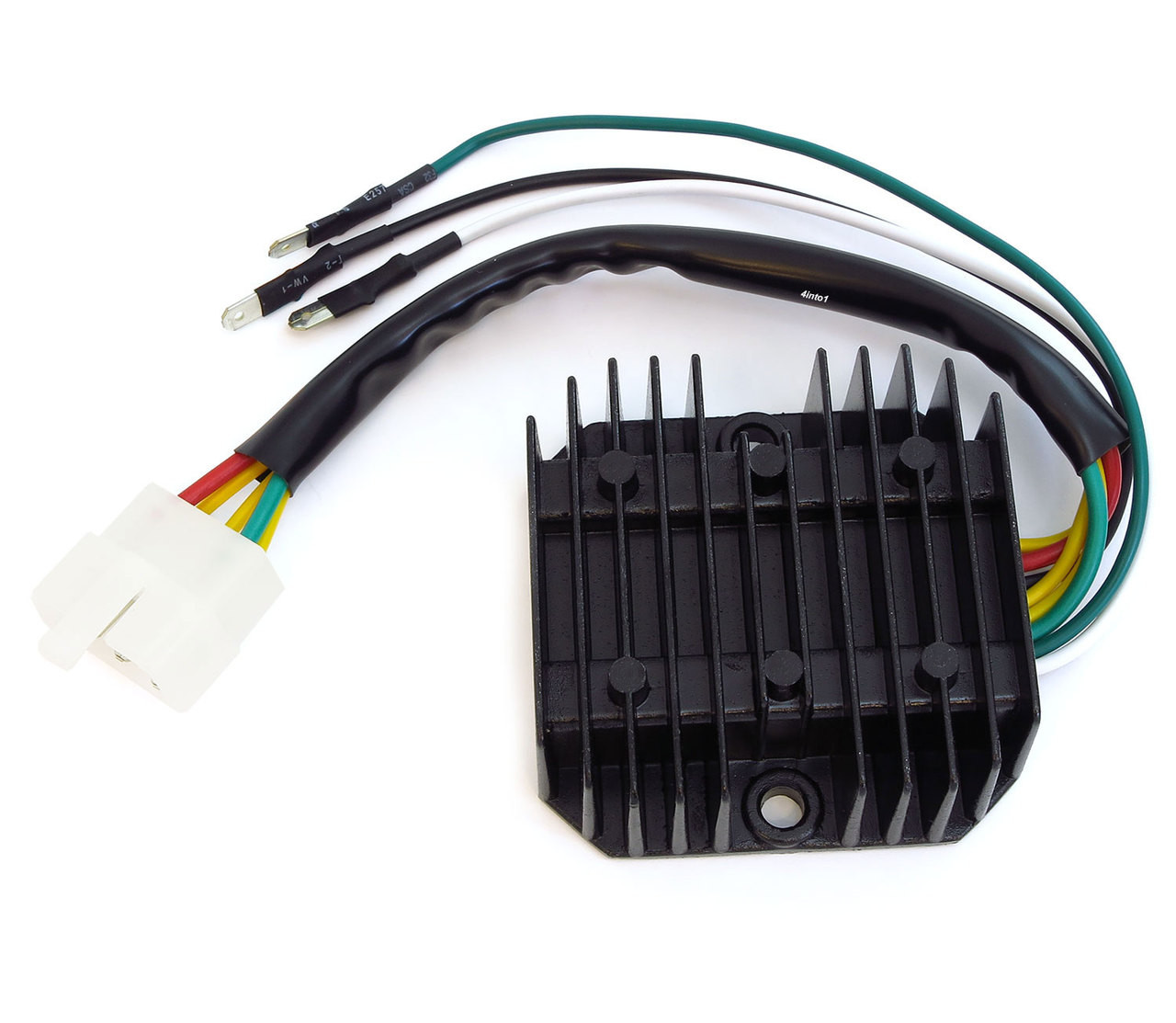 medium resolution of regulator rectifier honda cb350f cb400f cb500 cb550 cb750cb750 regulator rectifier wiring diagram 11