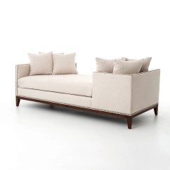 Kensington Sofa Bed Reviews Argos Home 3 Seater Rattan Effect Mini Corner Beige Linen Upholstered Double Chaise Daybed