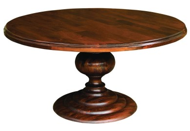 72 Round Dining Table With Leaf
