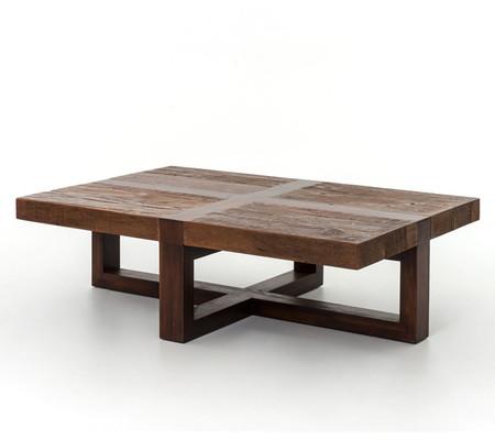 Rustic Reclaimed Wood Coffee Tables Zin Home