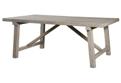 Reclaimed Wood Dining Table The Homeye Furnitures