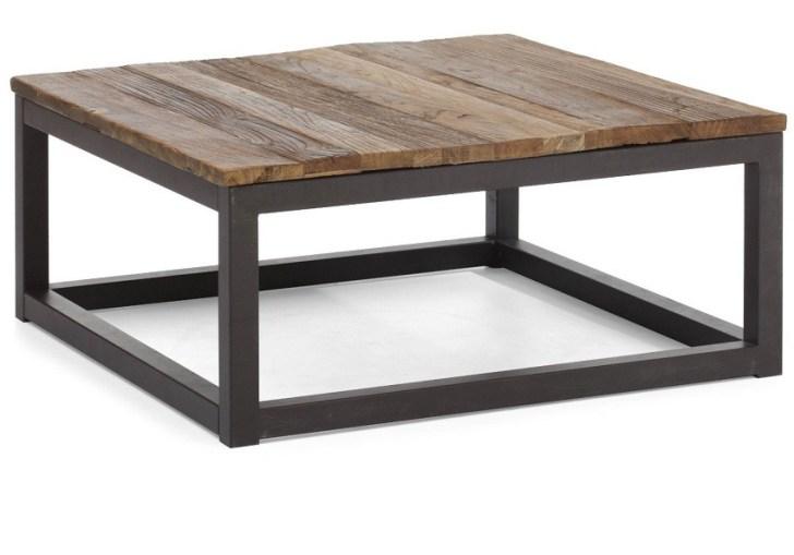 Rustic Metal Coffee Table Legs