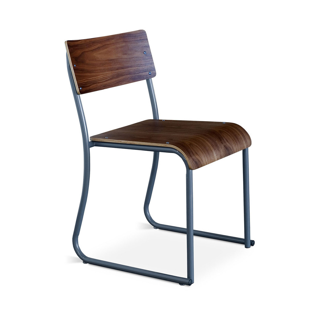 stackable church chairs the emperor chair gus modern plywood dining room