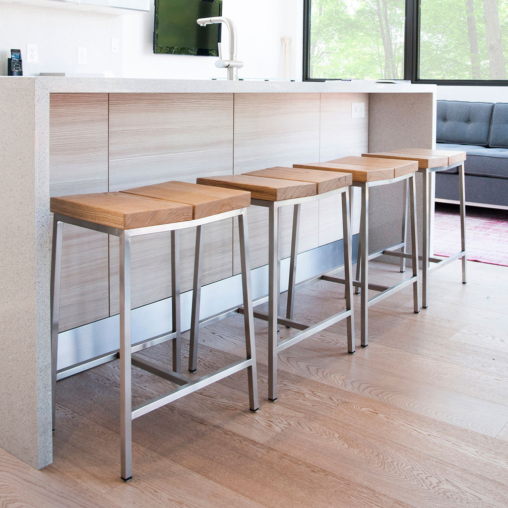 modern kitchen bar stools appliances for restaurant contemporary barstools wood joy studio design gallery