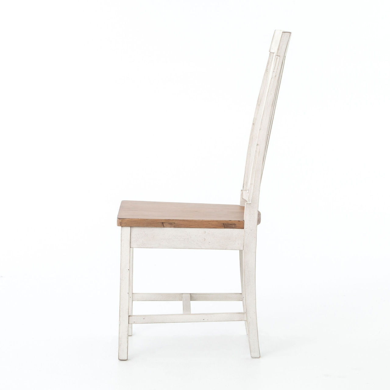 white wooden dining chairs chair for hemorrhoids cintra rustic wood room zin home