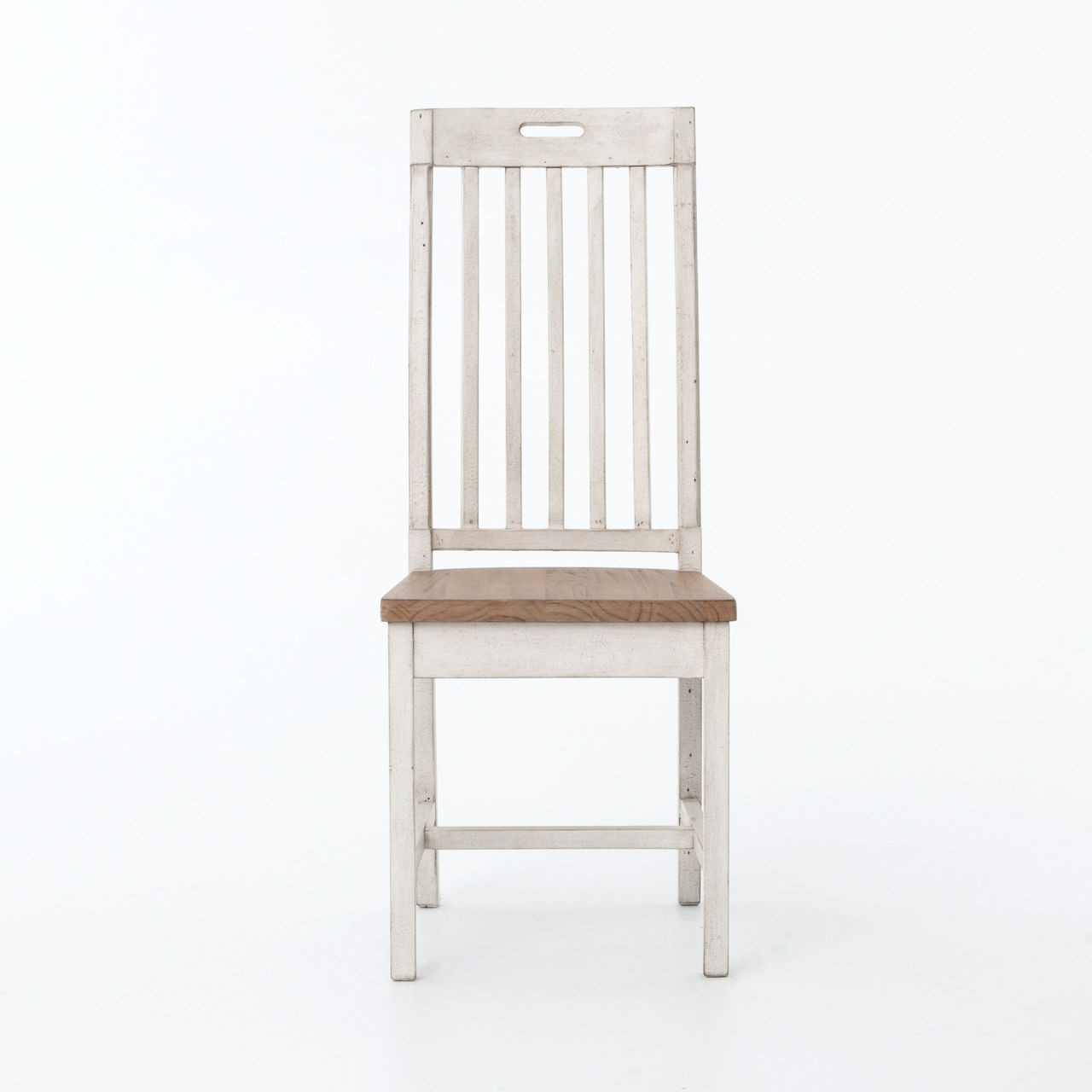 white wooden dining chairs plastic clear chair cintra rustic wood room zin home