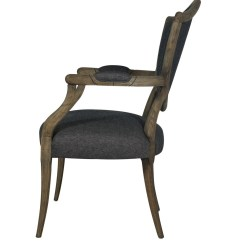 Bergere Dining Chairs Eddie Bauer High Lenny Weathered Oak French Chair Zin Home