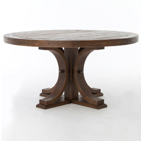 Reclaimed Wood Tables Round