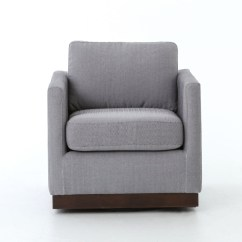 Swivel Upholstered Chairs Hanging For Sale Pivot Chair Zin Home