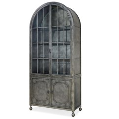 Tufted Sectionals Sofas Sofa Y Compania Maison French Industrial Metal Curio Display Cabinet | Zin ...