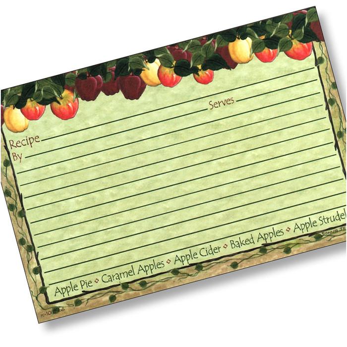 buy recipe cards