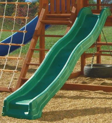 slides 10' Wave Slide - SwingSetMall.com
