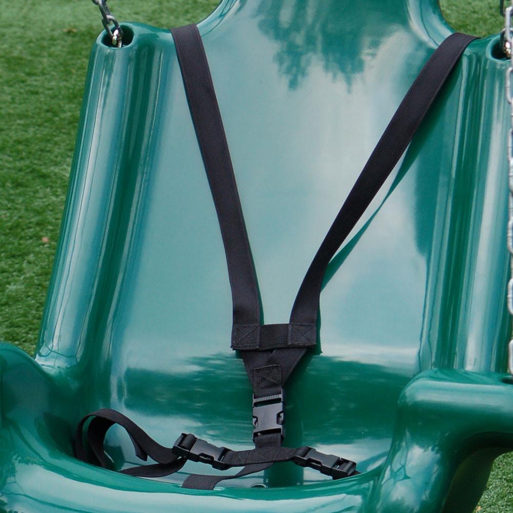 swing chair replacement knoll office manual adaptive seat harness swingsetmall com adp 02