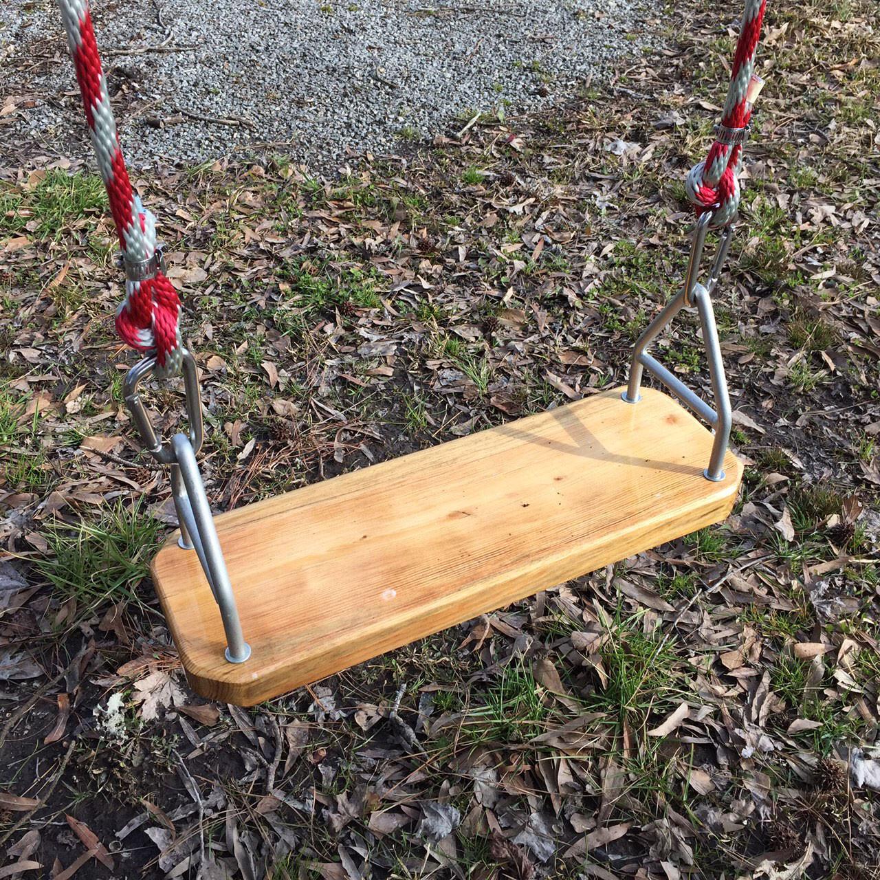 Mega Flat Swing Seat -brackets Pair