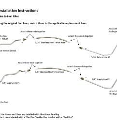 98 00 tahoe yukon escalade installation instructions fl399  [ 1650 x 1275 Pixel ]