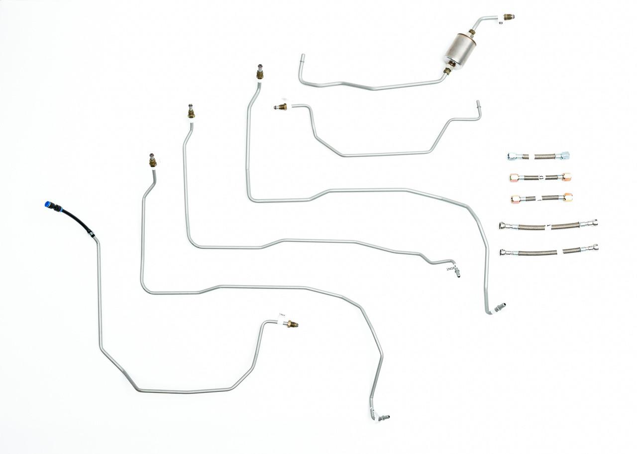 medium resolution of 2000 chevrolet suburban 4 8l 5 3l 6 0l fuel lines 2000 suburban chevy venture fuel line diagram chevy fuel line diagram