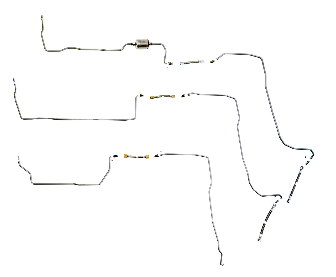 medium resolution of sierra fuel line 2003 c k2500 reg cab 8 ft bed 6 0l