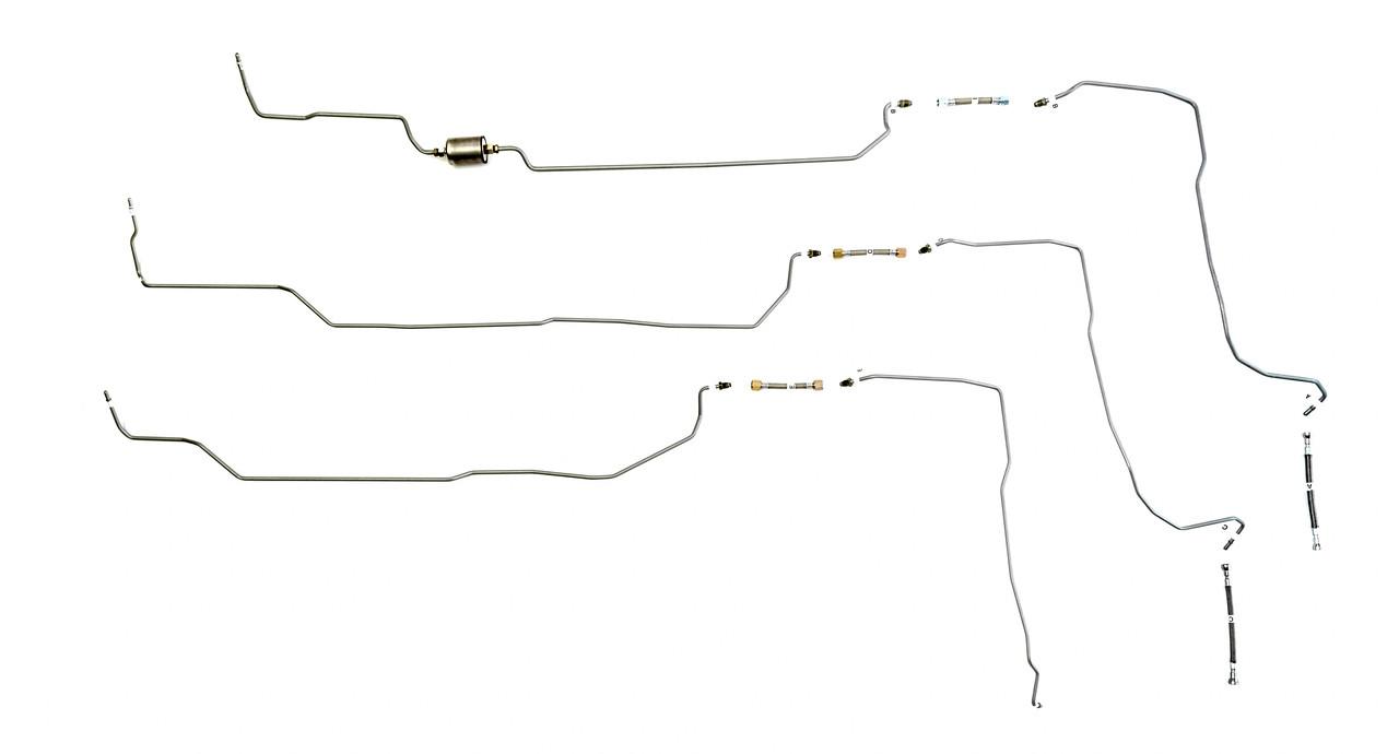 silverado fuel line 2002 c k1500 2500 exc hd ext cab 4 8l [ 1280 x 690 Pixel ]