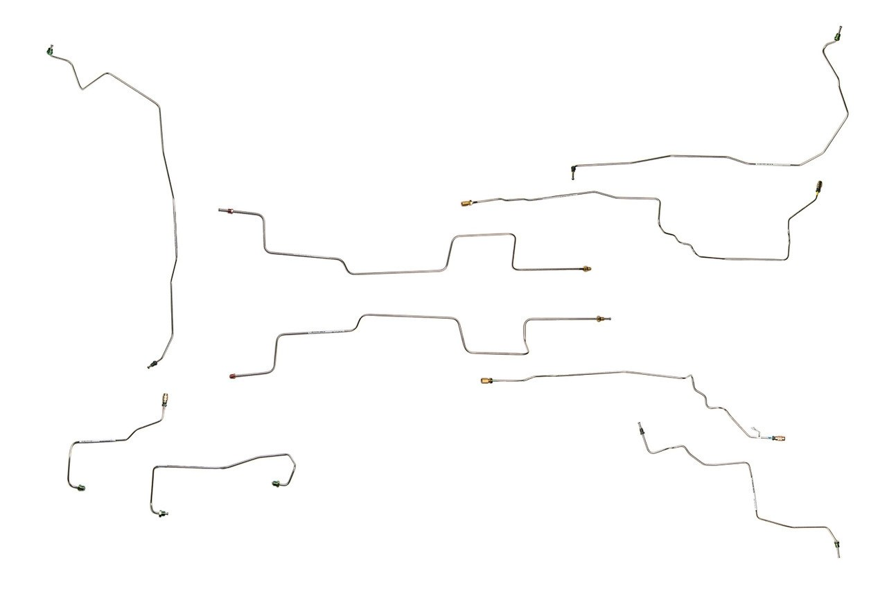 small resolution of aztek base brake line 2003 w abs front disc rear drum only 3 4l