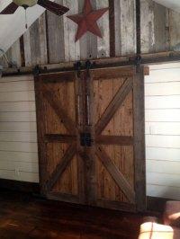 Barn Door Tracks | Ponderosa Forge & Ironworks