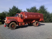Old mack trucks for sale