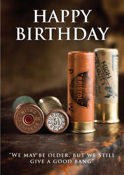 Happy Birthday Card CSP From Fraziers Wine Merchants