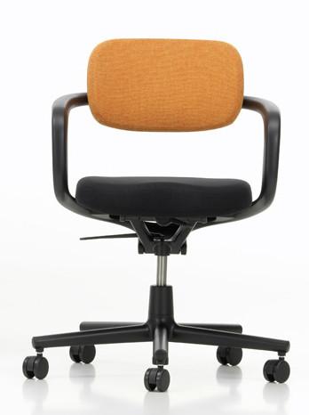 white ergonomic office chair uk hickory dining room chairs vitra allstar task by konstantin grcic