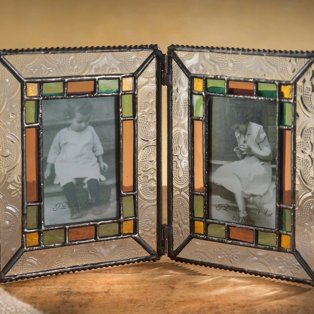 Devlin Glass Picture Frames