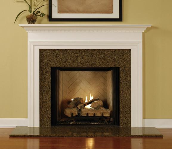 Fireplace Mantel Surrounds  Custom Albertville