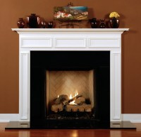 Wood Mantels for Fireplaces | Custom Chalkville