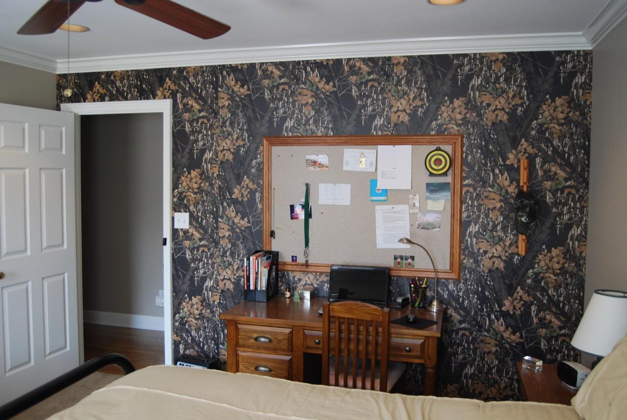 Top 10 Photo of Camo Wallpaper For Bedroom