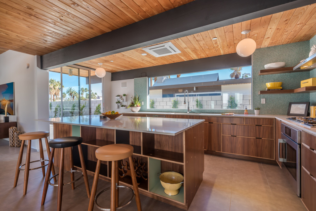 House Of The Week A Brand New Mid Century Modern In Palm Springs Zillow Porchlight