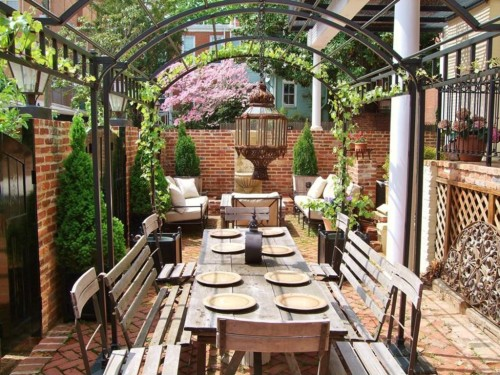 Zillow's Dig This Trend: Party Patios