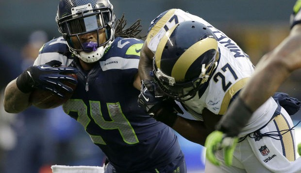 marshawn lynch won't get 1000 yards in 2014