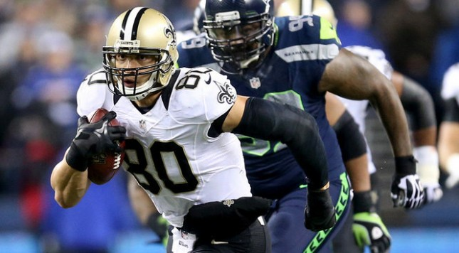 Seattle Seahawks go shopping for latest receiver savior in Jimmy Graham