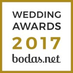 Sugar's Nook, ganador Wedding Awards 2017 Bodas.net
