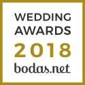 Dj Completo, ganador Wedding Awards 2018 Bodas.net