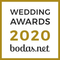DT Badajoz, ganador Wedding Awards 2020 Bodas.net